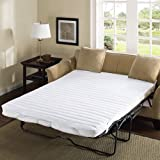 Frisco Microfiber Sofa Bed Pad Size: Queen