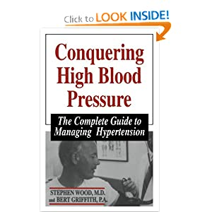 Click to buy Hypertension Symptoms: Conquering High Blood Pressure: The Complete Guide To Managing Hypertension from Amazon!