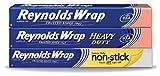 Reynolds Wrap Aluminum Foil, 200 Sq Ft