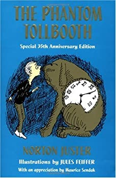 "Cover of ""The Phantom Tollbooth"""