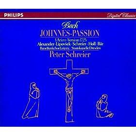 """J.S. Bach: St. John Passion, BWV 245 / Part One - No.5 Choral: """"Dein Will gescheh, Herr Gott zugleich"""""""