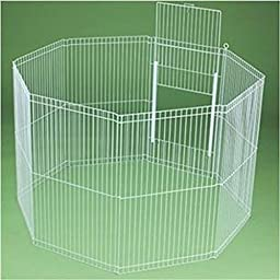 Ware Manufacturing Clean Living Playpen, 8-Panel