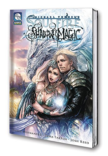 Soulfire Shadow Magic Volume 1 (Michael Turners Soulfire) [Hernandez, Vince] (Tapa Blanda)