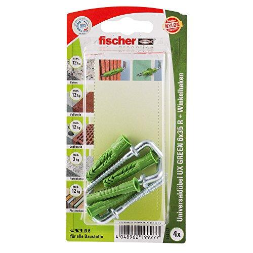 fischer-ancoraggio-universale-ux-green-6-x-35-r-wh-k-con-bordo-4-x-gancio-45-x-53-524802-ad-angolo