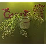 The Garden Store Garden Pot Holder - Red