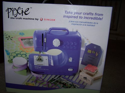 New Singer Pixie Craft Sewing Machine