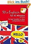 30 x Englisch f�r 45 Minuten - Klasse...