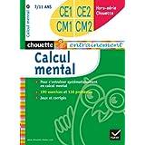 Chouette - Calcul mental du CE1 au CM2