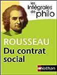 Int�grales de Philo - ROUSSEAU, Du co...