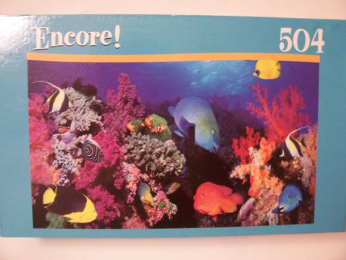 Encore 504 Pc Puzzle ~ Reef Collage