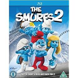 Smurfs 2 [Blu-ray]