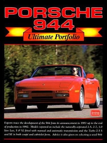 Porsche 944 Ultimate Portfolio