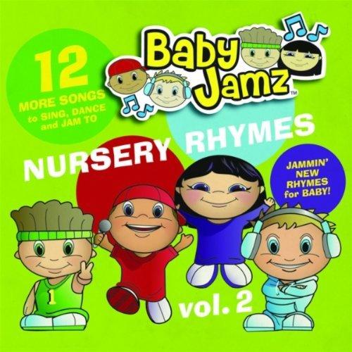 Baby Jamz Nursery Rhymes 2 front-184188