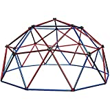 Lifetime Red/Blue Powder-coated-steel Dome Climber with...