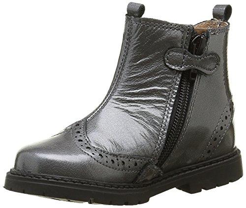 Start RiteChelsea - Stivali classici alla caviglia Bambina , grigio (grigio), 26 EU