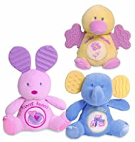 Asthma & Allergy Friendly Infant Teether Toy (assorted) from Kids Preferred