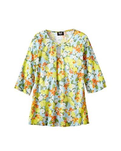D&G Vestido Multicolor