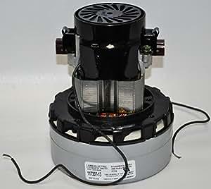 Ametek lamb 2 stage 240 volt acustek vacuum for 2 stage vacuum motor