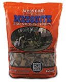 Western Mesquite Wood Smoking Chips 2 1/4 lb Bag