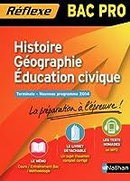 Histoire- Géographie- Éducation civique Bac Pro