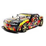 Camaro SS Electric RC Drift Car 1:10 Graffiti 4WD RTR