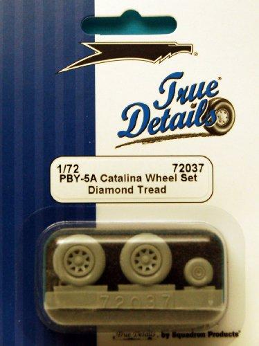 True Details TD72037 PBY-5A Catalina Wheel Set