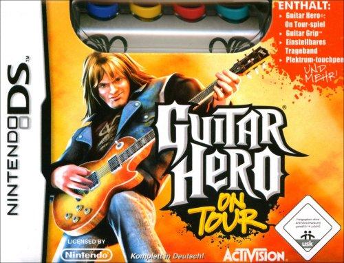 Guitar Hero: On Tour Inklusive Guitar Grip [Edizione: Germania]