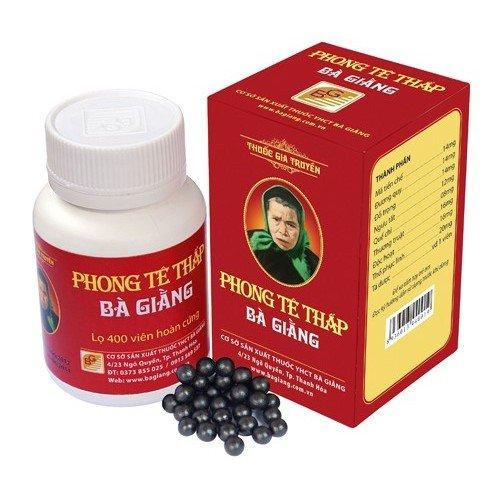 Phong Te Thap Ba Giang