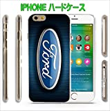 iphone 6 ケース フォード FORD エンブレム
