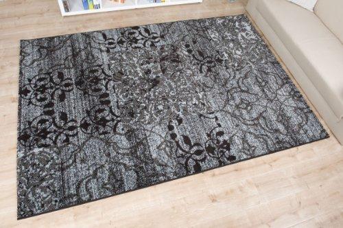Moderner Teppich Ohio Patchwork