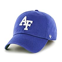 NCAA Air Force Falcons Franchise Fitted Hat, Medium, Royal