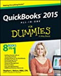 QuickBooks 2015 All-in-One For Dummie...