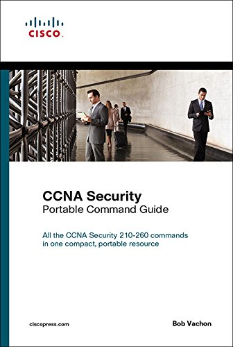 Download CCNA Security (210-260) Portable Command Guide