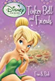 Disney Fairies Tinkerbell and Friends: Fira and Beck (Tinker Bell & Friends)