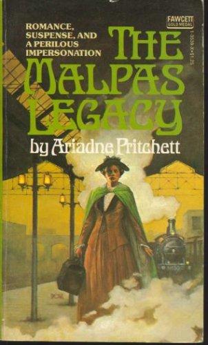 Malpas Legacy, ADRIADNE PRITCHETT