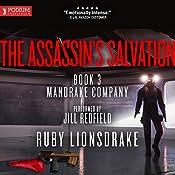 The Assassin's Salvation: Mandrake Company, Book 3 | Ruby Lionsdrake