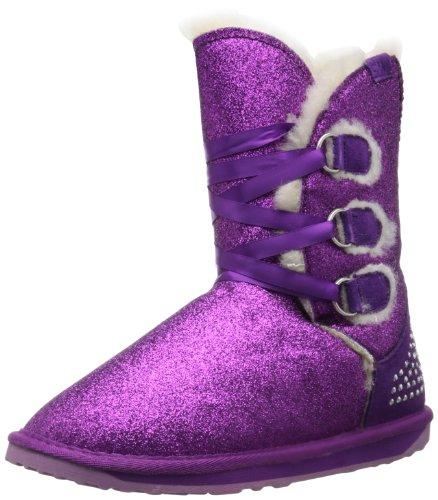 Emu Australia Glitzy Boot (Infant/Toddler/Little Kid/Big Kid),Purple,3 M Us Little Kid front-396790
