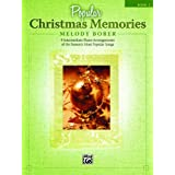 Popular Christmas Memories, Bk 2: 9 Intermediate Piano Arrangements of the Seasons Most Popular Songs