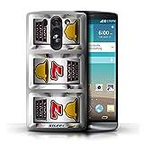 STUFF4 Phone Case Cover for LG G3 Mini SD722 Sevens Design Slot Machine Collection