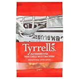 Tyrrells Thai Chilli Rice Crackers (50g)