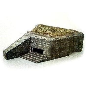 Italeri - I6085 - Maquette - Figurine - Bunker Côtier - Echelle 1:72