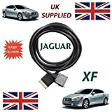 Cablesnthings all New Jaguar XF AH22-19H461-AA & LFS02400-001D Audio iPhone iPod Interface Cable replacement