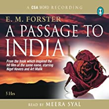 A Passage To India | Livre audio Auteur(s) : E M Forster Narrateur(s) : Meera Syal