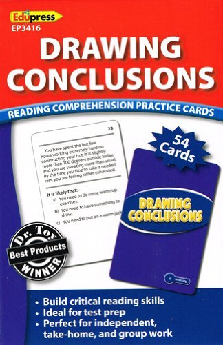 Edupress Drawing Conclusions - Reading
