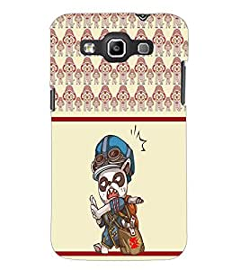 PrintDhaba Cartoon D-5806 Back Case Cover for SAMSUNG GALAXY WIN i8552 (Multi-Coloured)