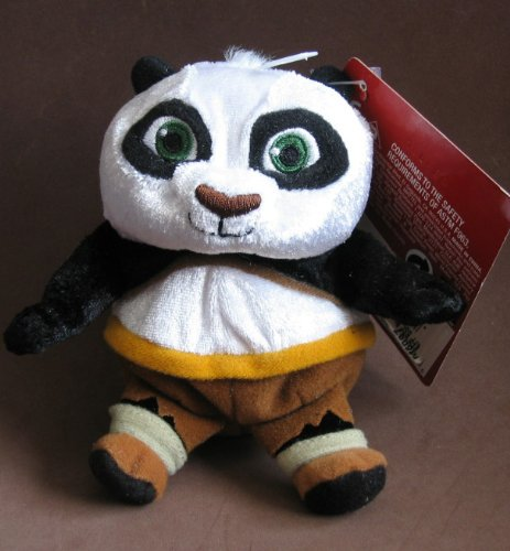 Picture of Dreamworks Kung Fu Panda PO Plush 5