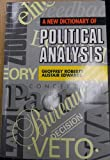 img - for A New Dictionary of Political Analysis book / textbook / text book