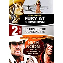 Fury At Showdown / High Noon Part II: The Return of Will Kane - 2 DVD Set (Amazon.com Exclusive)