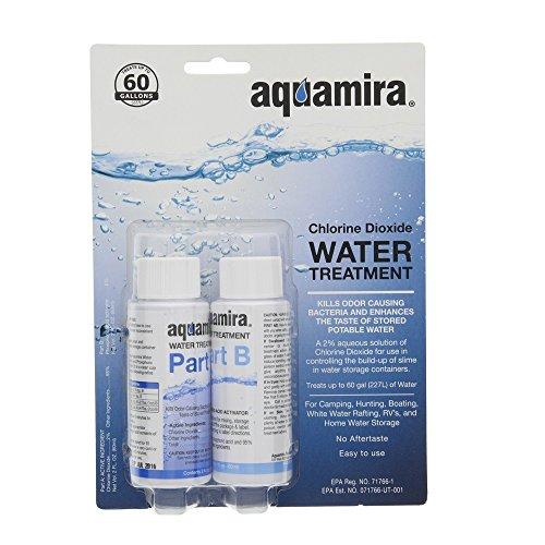 Aquamira Water Treatment (2oz.) (Tub 60 Gallon compare prices)