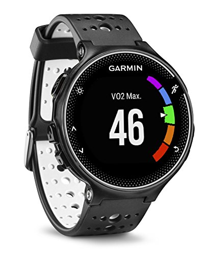 Orologio Smartwatch Garmin Forerunner 230 GPS da corsa Nero / Bianco 010-03717-44
